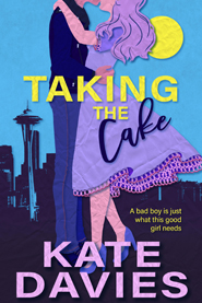 kate davies' taking the cake